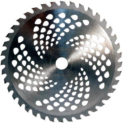 Disc pentru motocoasa 40 pastile Vidia, 255 x 25,4 mm x 40T