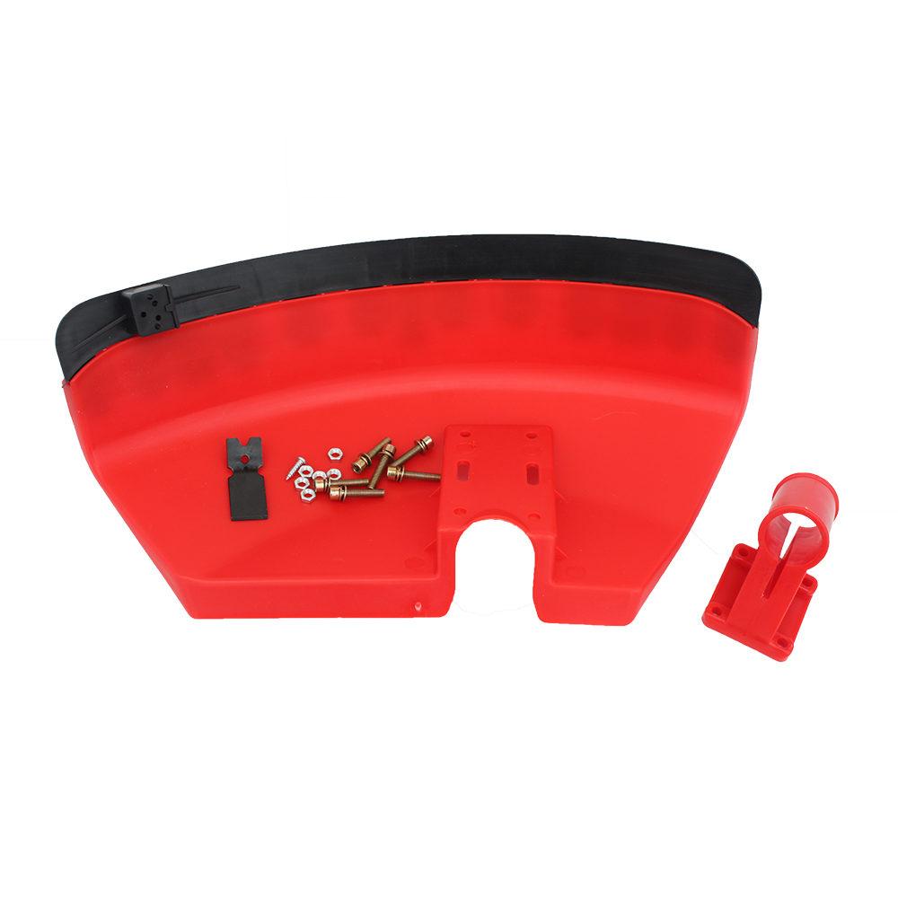 Protectie plastic pentru disc motocoasa