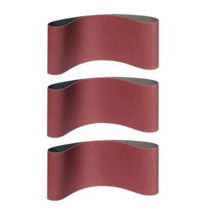 Set 10 benzi abrazive pentru lemn, metal F5/75x533 mm GR. 40