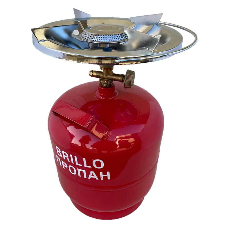 Butelie voiaj cu arzator 3L
