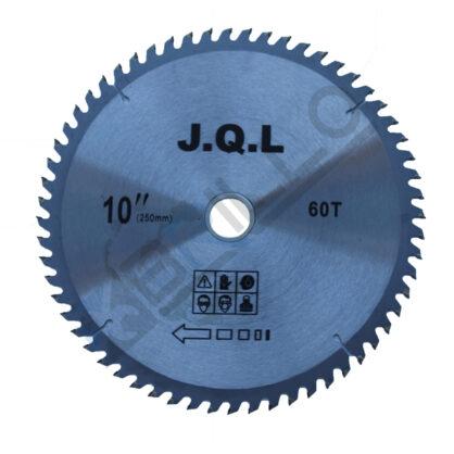 Disc circular cu widia, lemn/pal 250x32mm