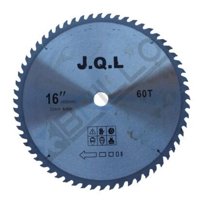 Disc circular cu widia, lemn/pal 400x32mm