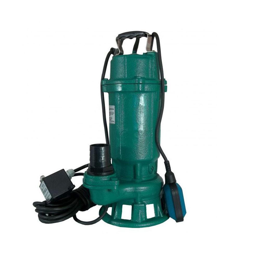 Pompa apa murdara tocator si flotor pentru fose 1.1kW, 2 toli, 10m3/ora, 3000 rot/min