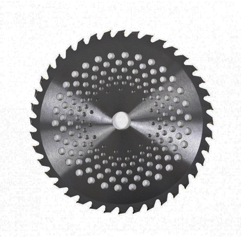 Disc pentru motocoasa tip farfurie 255 x 25,4 x 40 T x 2 mm