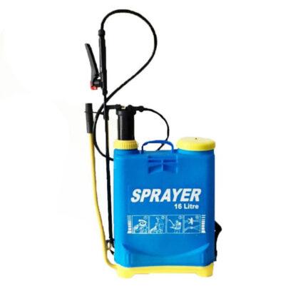 Pompa pentru stropit cu pulverizator 16L