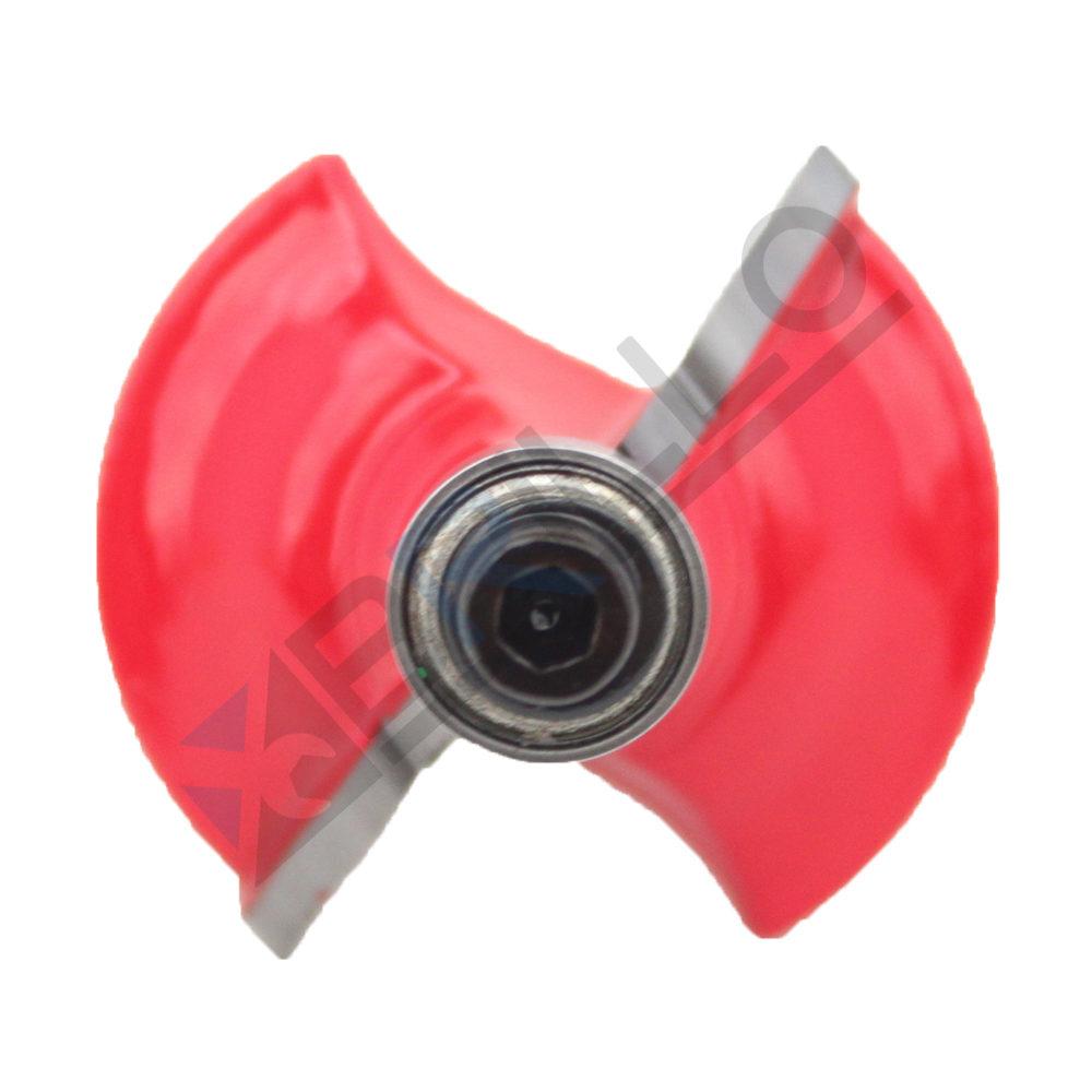 Freza de rotunjit cu doua taisuri L:18mm