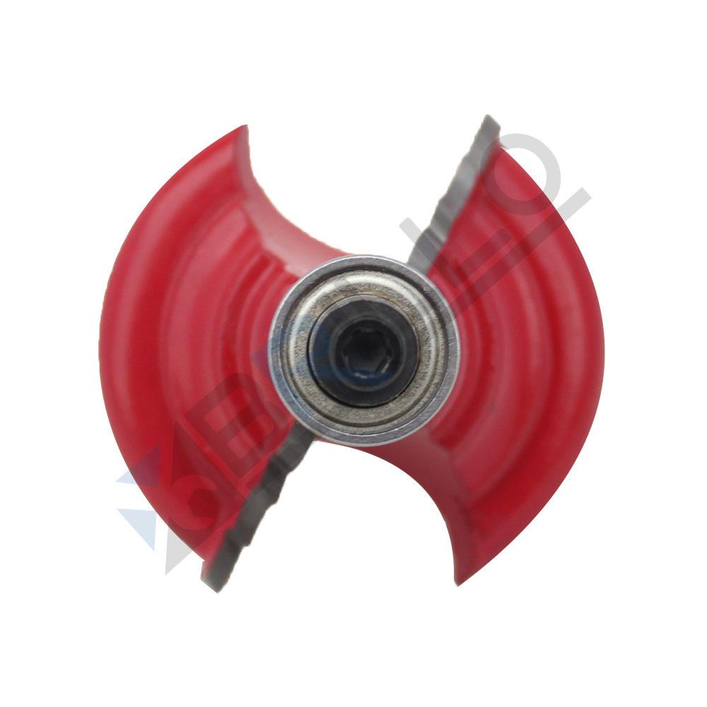 Freza de rotunjit cu doua taisuri L:24mm