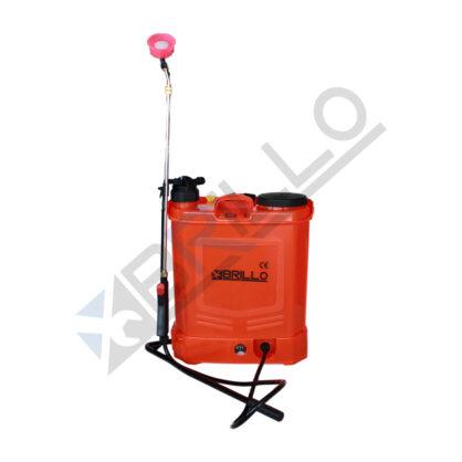 Pompa de stropit Brillo cu acumulator 20L