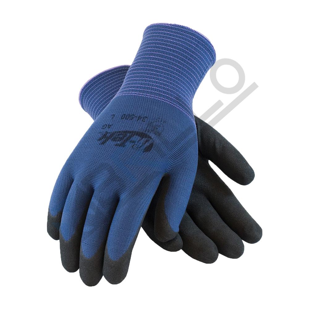 Manusi de protectie albastre