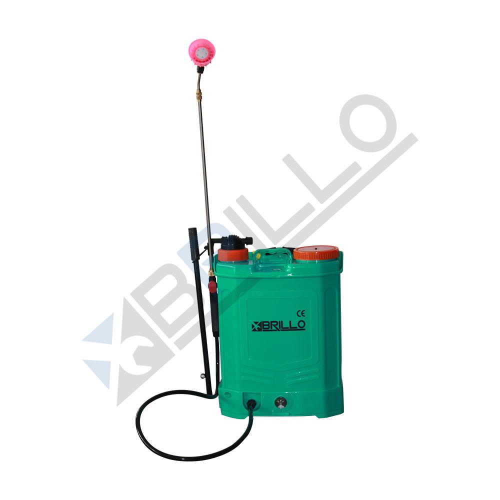 Pompa de stropit Brillo cu acumulator 16L