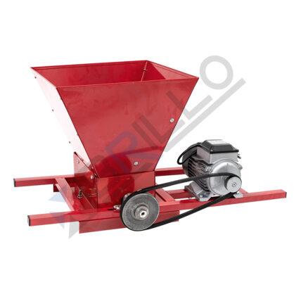 Zdrobitor ( tocator ) fructe - legume electric 2500W 500Kg/Ora