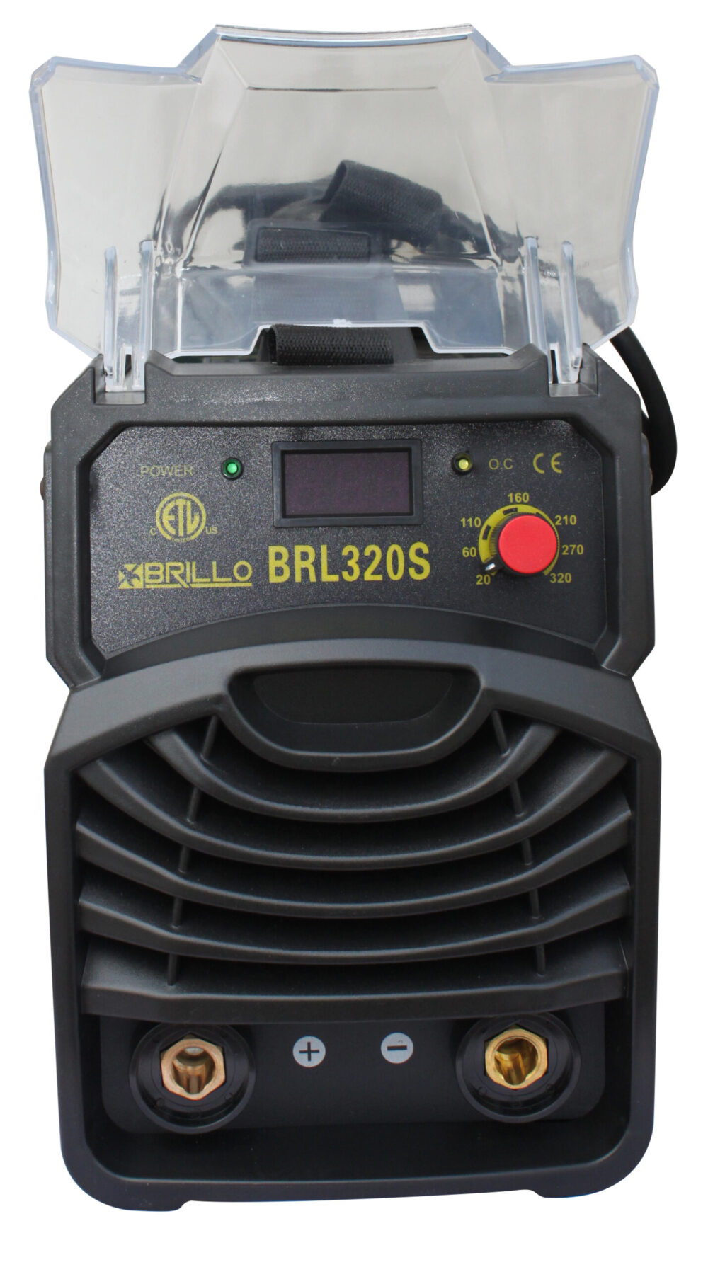 Aparat sudura Brillo 320S AH LCD, Anti lipire, Invertor IGBT