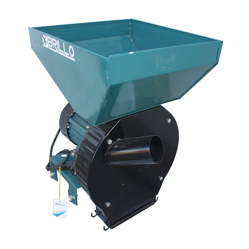 Moara electrica pentru cereale si stiuleti Brillo 3.8KW