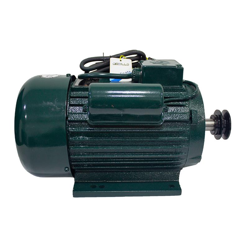 Motor electric monofazat 3 kw 1500 rpm cu cablu si fulie incluse