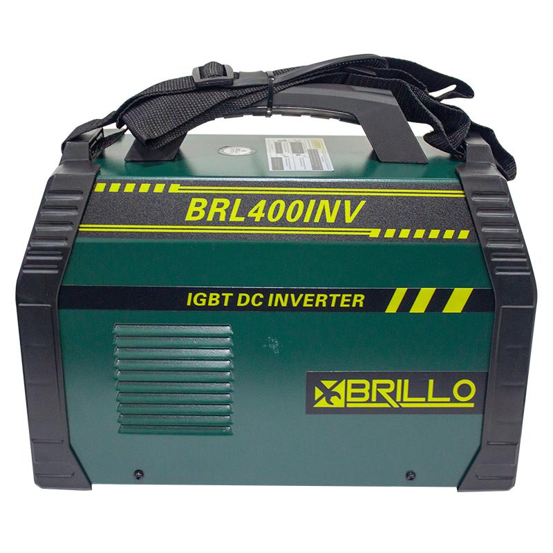 Aparat de sudura tip invertor, BRILLO 400INV, 400 A, 220 V, diametru electrod 1.6mm - 6mm
