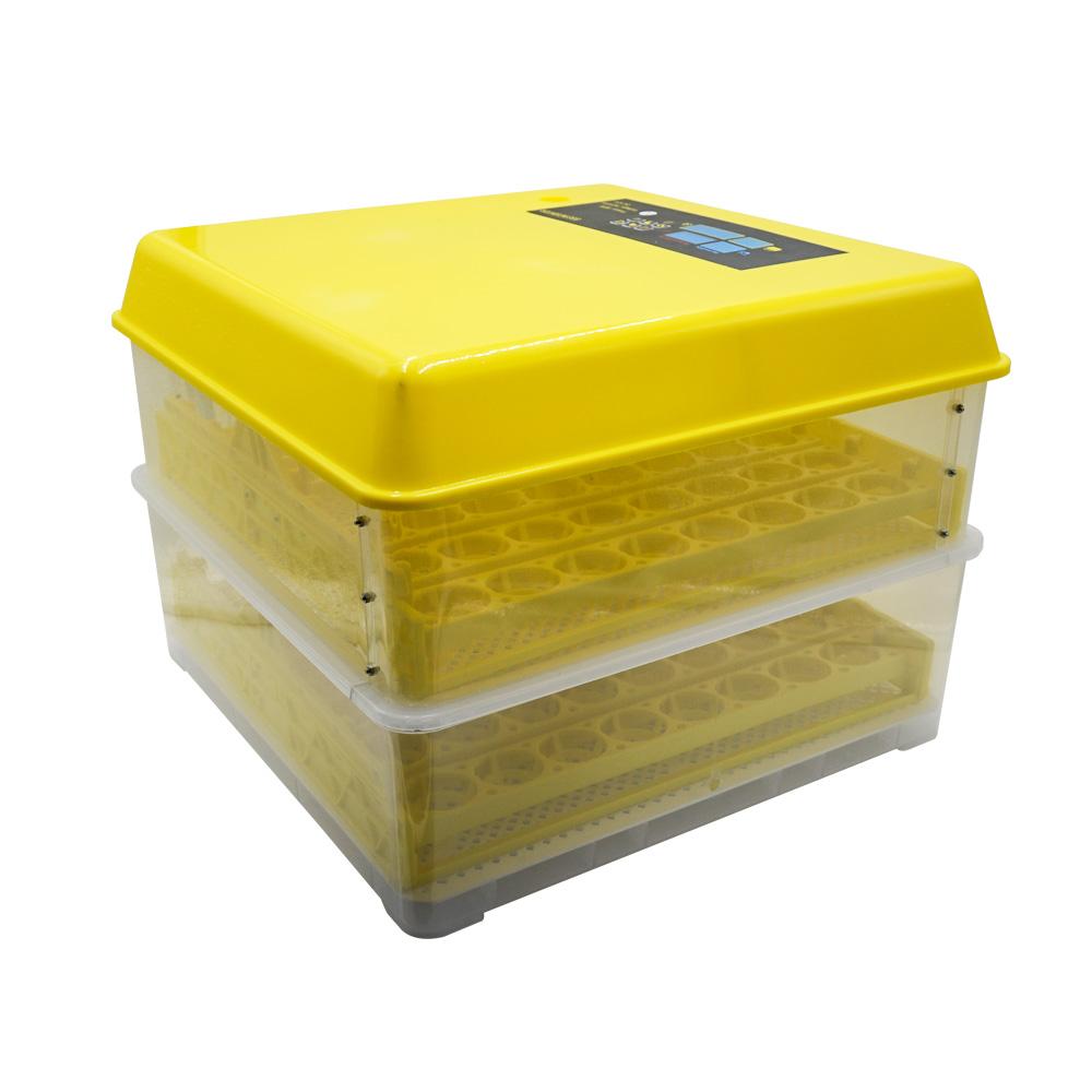 Incubator oua 96 bucati, sistem automat de intoarcere, control al umiditatii si al temperaturii