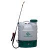 Pompa de stropit Kraissmann, cu baterie, cu manometru, 16 litri