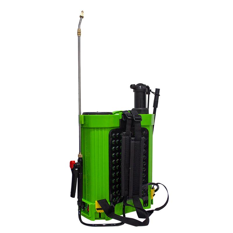 Pompa de stropit Kraissmann 16L 2 in 1- manuala si electrica