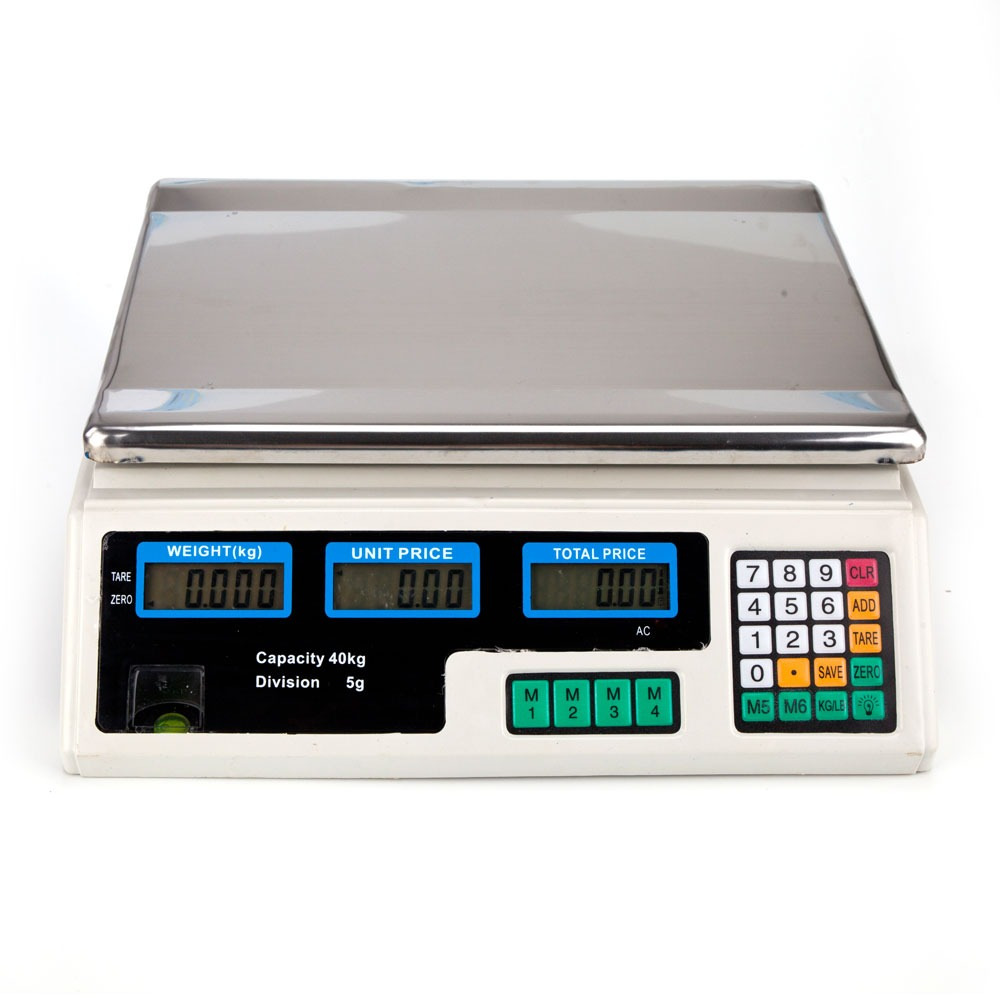 Cantar Electronic digital 40kg